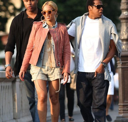 1a69e029b3c Beyoncé in Isabel Marant Fall 2010 and Christian Louboutin Plus The Best  Mary Janes of the Season