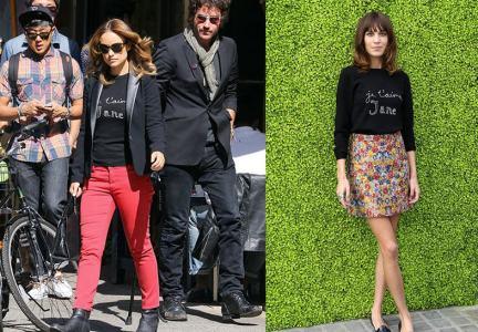 who-wore-bella-freuds-je-taime-jane-sweater-best-olivia-wilde-vs-alexa-chung