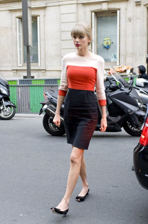 Kate Spade's Parker Dress