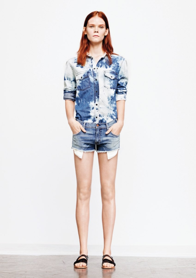 textile-elizabeth-and-james-spring-2013-lookbook-cloudy-western-shirt-sweetness-dixon-shorts