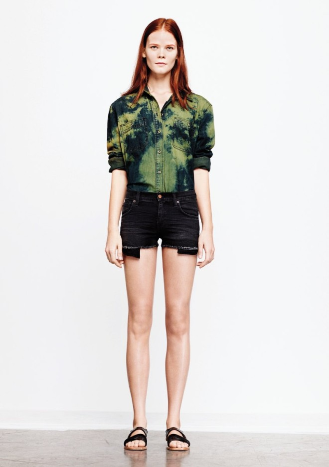 textile-elizabeth-and-james-spring-2013-lookbook-olive-lava-blanca-shirt-midnight-peeking-pet-ruby