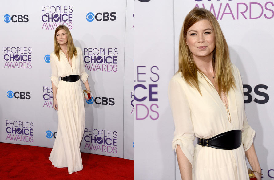 7283f4a72b Ellen Pompeo in Lanvin Resort 2013