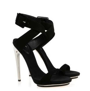 giuseppe-zanotti-black-suede-chrome-heel-sandals