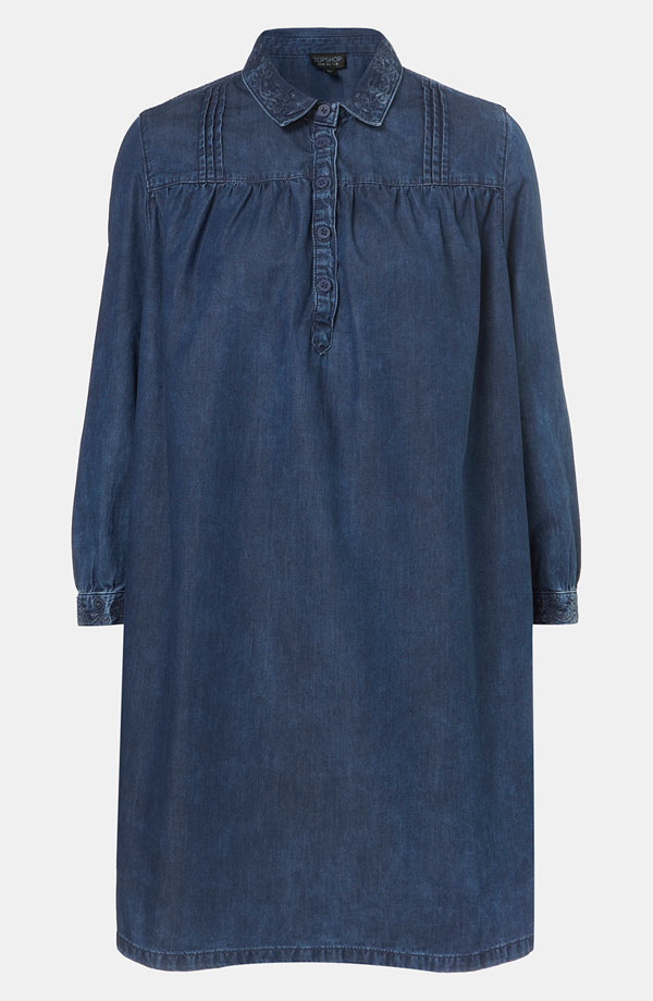 topshop-moto-denim-shift-dress