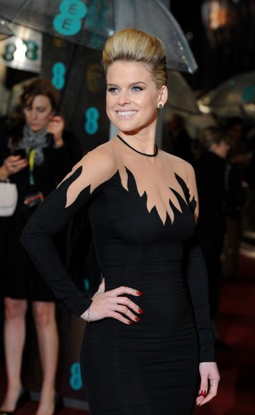 alice-eve-2013-bafta-awards-london-alessandra-rich-spring-2013-gown