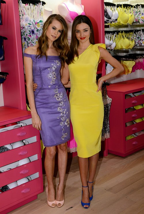 miranda-kerr-victorias-secret-angels-launch-fabulous-collection-launch-new-york-city-tabitha-webb-spring-2013-jasmine-dress-1