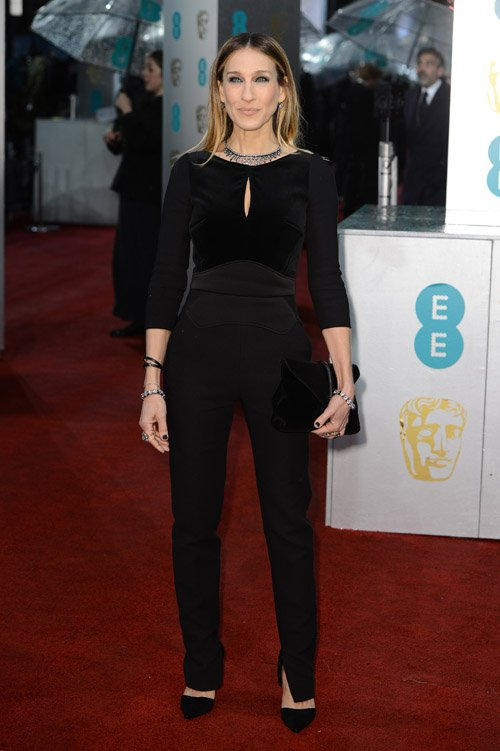 sarah-jessica-parker-2013-bafta-awards-london-elie-saab-pre-fall-2013-jumpsuit-1