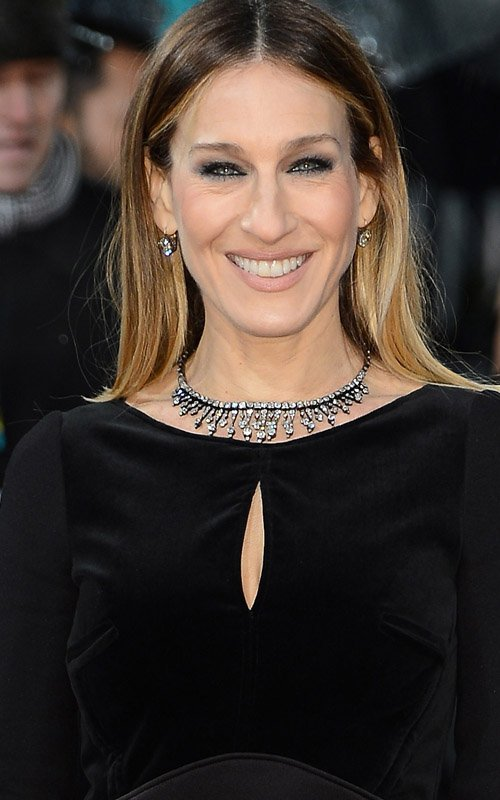 sarah-jessica-parker-2013-bafta-awards-london-elie-saab-pre-fall-2013-jumpsuit