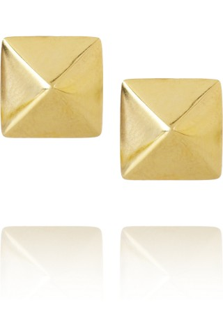anita-ko-spike-gold-stud-earrings
