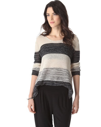 enza-costa-loose-stripe-sweater