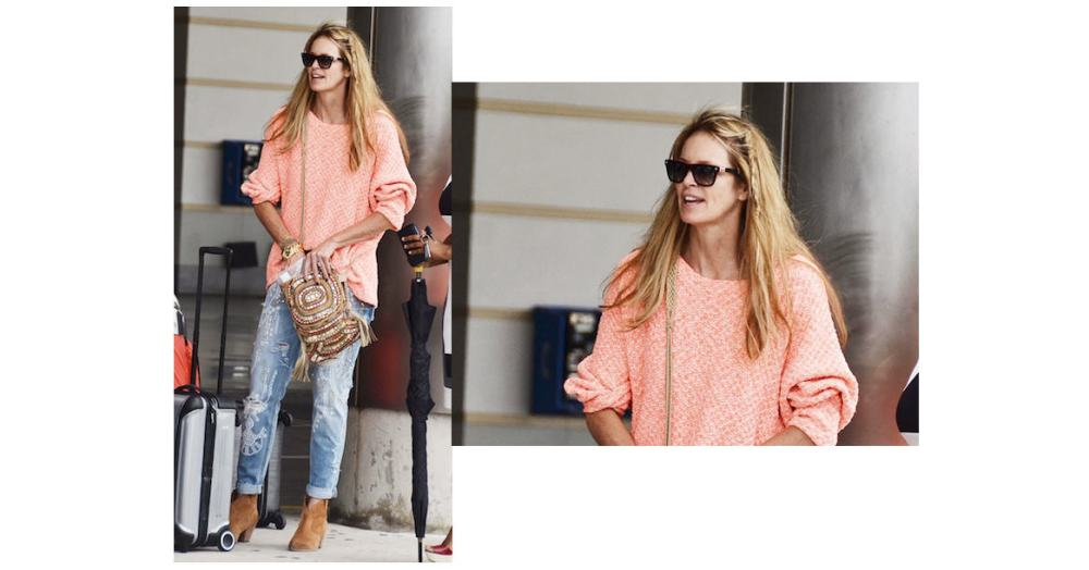 elle-macpherson-barbados-grantley-adams-international-airport-paul-and-joe-grantley-sweater-antik-batik-mirror-coral-bag-ash-jalouse-boots-2