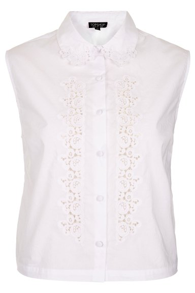 topshop-cotton-embroidered-shirt