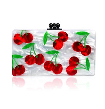 edie-parker-spring-2014-jean-cherries-clutch