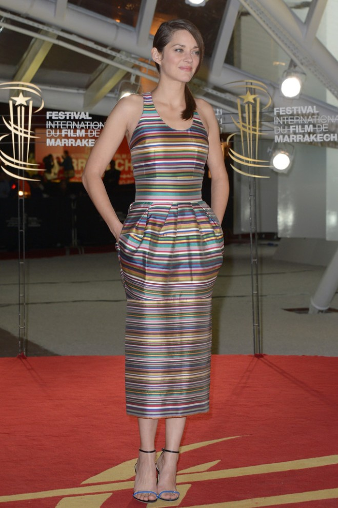 marion-cotillard-marrakech-international-film-festival-thousand-nights-dior-spring-2014-dress-1