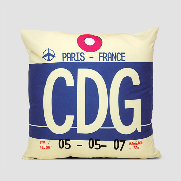 airportag-cdg-pillow-cover