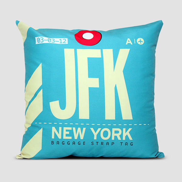 airportag-jfk-pillow-cover