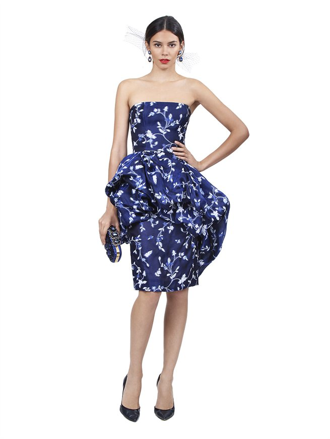 oscar-de-la-renta-strapless-bubble-hem-dress