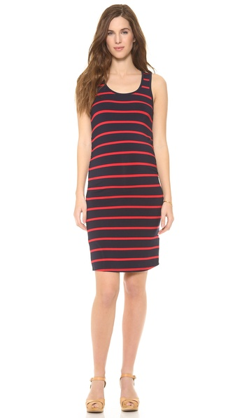 rosie-pope-kimberly-cinched-striped-maternity-dress