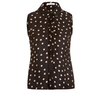 paule-ka-spotted-twill-print-shirt