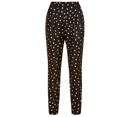 paule-ka-spotted-twill-print-trousers