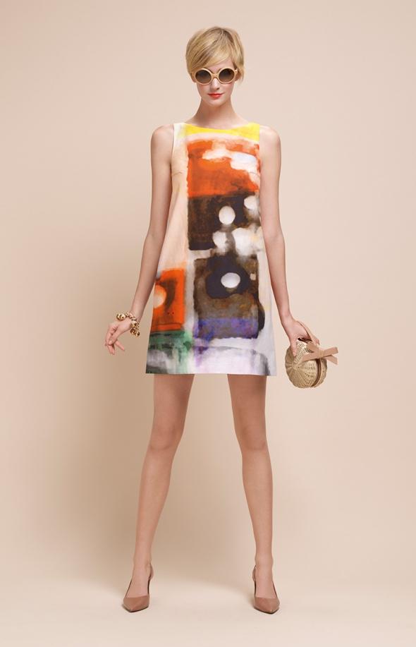 paule-ka-vallauris-print-poplin-trapeze-dress