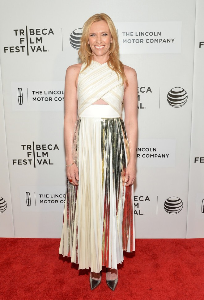 toni-collette-lucky-them-2014-tribeca-film-festival-premiere-proenza-schouler-spring-2014-dress-1