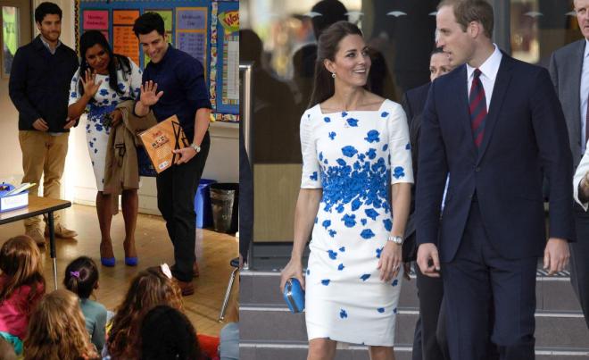 who-wore-it-best-mindy-kaling-vs-catherine-duchess-of-cambridge-lk-bennett-lasa-poppy-print-dress