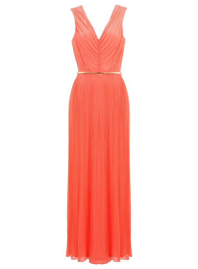 miss-selfridge-plisse-v-neck-maxi-dress