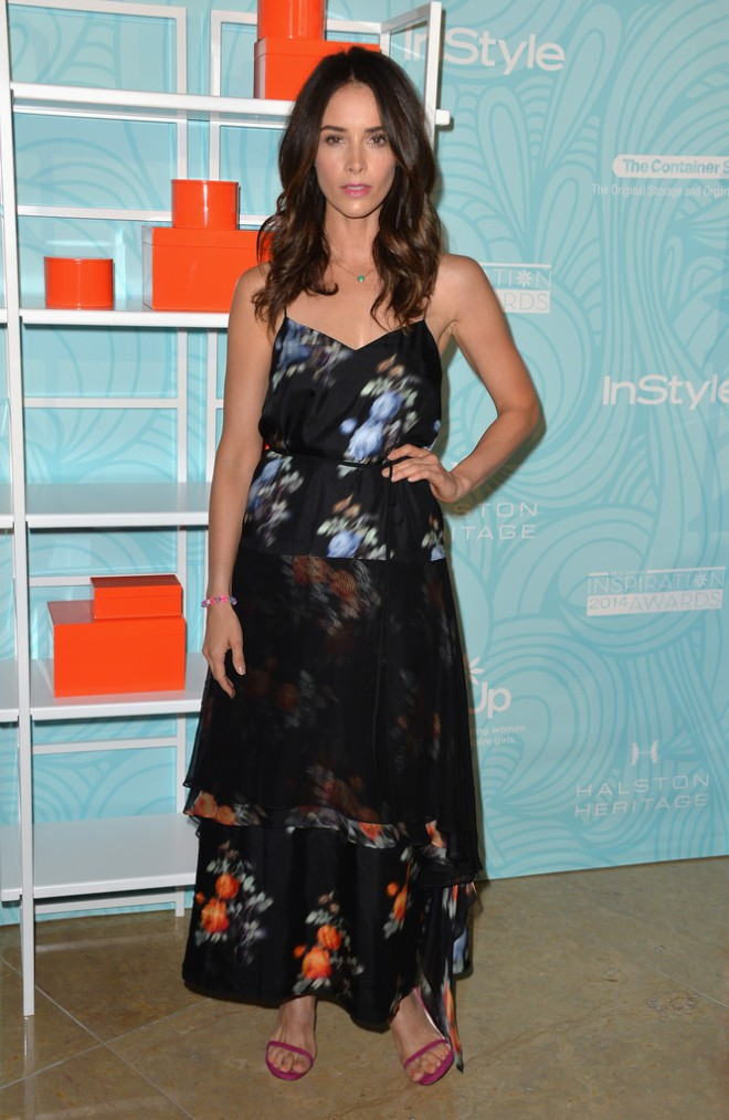 abigail-spencer-step-up-11th-annual-inspiration-awards-beverly-hills-peter-som-fall-2014-dress