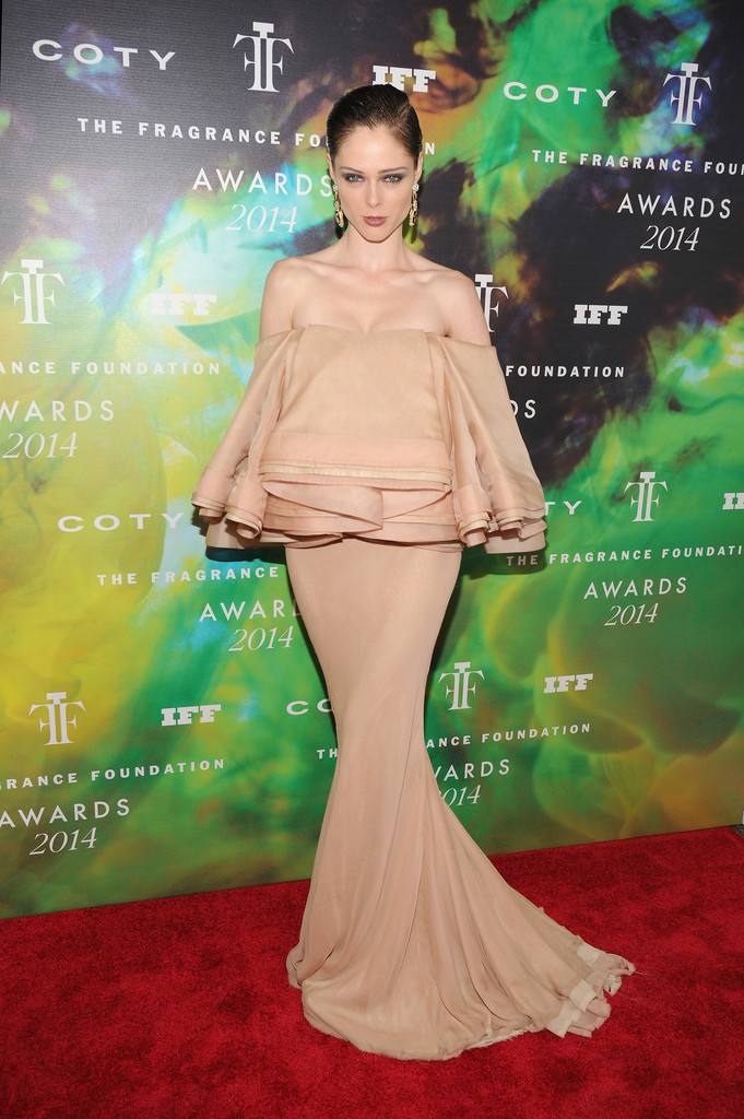 coco-rocha-fragrance-foundation-awards-new-york-city-zac-posen-spring-2014-gown