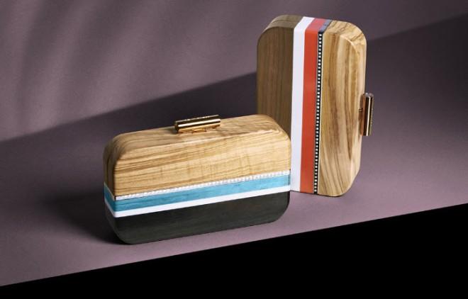 devi-kroell-spring-2014-stripe-wooden-clutch