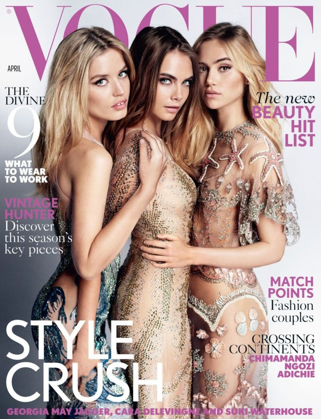 georgia-may-jagger-cara-delevingne-suki-waterhouse-for-vogue-uk-april-2015